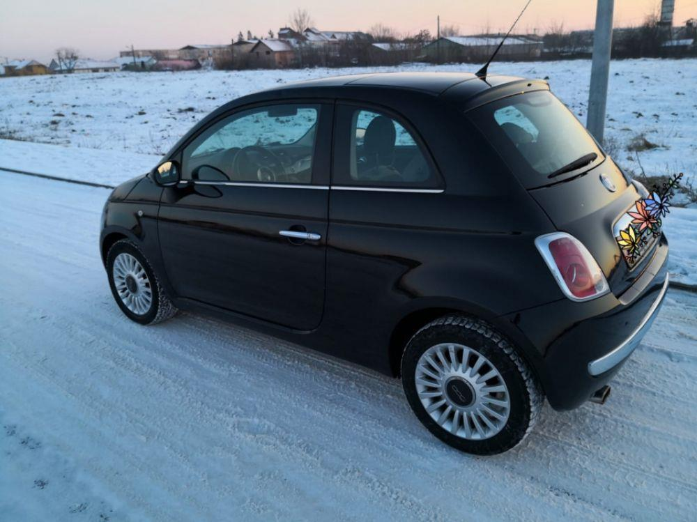 Fiat 500 Lounge - imagine 6