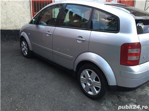 Audi A2 impecabila proprietar  - imagine 5