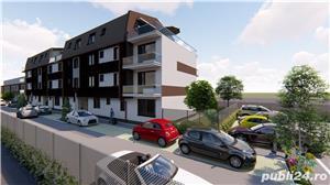 Apartamente de 2 si 3 camere cu gradina / terasa Magurele - imagine 2