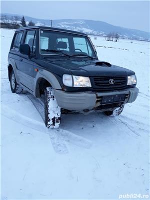 Hyundai galloper - imagine 1