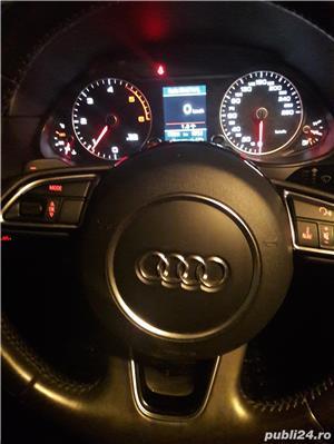Audi Q5 2013 Ad blue cu Padele F1 - imagine 11