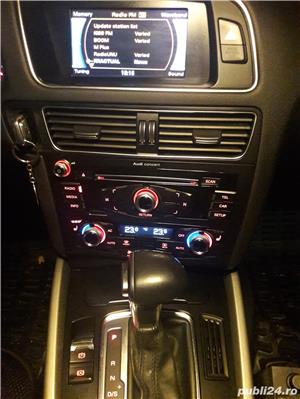 Audi Q5 2013 Ad blue cu Padele F1 - imagine 12