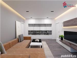 Dezvoltator-Apartament 2 camere River's Towers - imagine 1
