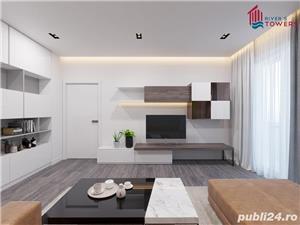 Dezvoltator-Apartament 2 camere River's Towers - imagine 2