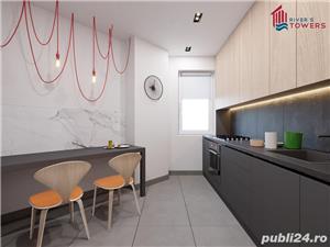 Dezvoltator-Apartament 2 camere River's Towers - imagine 3