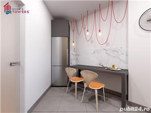 Dezvoltator-Apartament 2 camere River's Towers - imagine 4