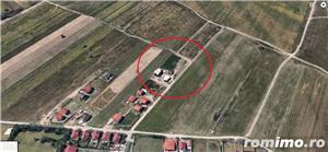 Teren 969 mp, Giroc autorizatie de constructie. Negociabil. - imagine 3