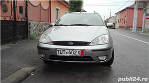 Ford Focus 1.8 benzina * 2003 * Euro 4.  - imagine 1