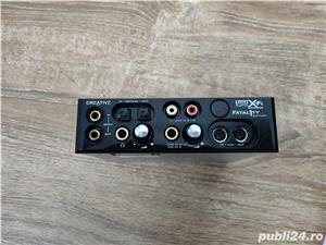 Placa de sunet Creative Sound Blaster X-Fi Platinum Fatal1ty Champion - imagine 2