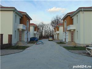 ANSAMBLU rezidential PROIECT deosebit case cu 4 camere P+1+pod 2 placi 2018 acoperis Tigla - imagine 7