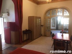 Kiseleff, apartament la parterul unei vile cu arhitectura! - imagine 9