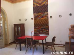 Kiseleff, apartament la parterul unei vile cu arhitectura! - imagine 8