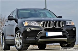 BMW X3 F25 3.0d XDrive 4x4, Automat 8+1 304cp(Stage1),An 2012, Km REALI 210.000,Proprietar,Impecabil - imagine 1