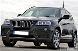 BMW X3 F25 3.0d XDrive 4x4, Automat 8+1 304cp(Stage1),An 2012, Km REALI 210.000,Proprietar,Impecabil - imagine 2