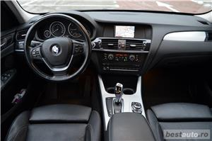 BMW X3 F25 3.0d XDrive 4x4, Automat 8+1 304cp(Stage1),An 2012, Km REALI 210.000,Proprietar,Impecabil - imagine 10