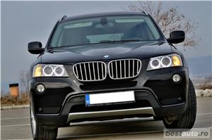 BMW X3 F25 3.0d XDrive 4x4, Automat 8+1 304cp(Stage1),An 2012, Km REALI 210.000,Proprietar,Impecabil - imagine 6