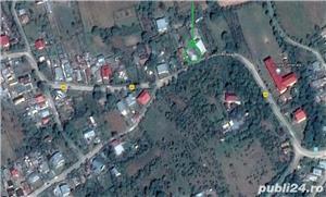 Vand teren 680mp + casa in Podenii Vechi, judetul Prahova (15km distanta fata de Ploiesti pe DN 1A) - imagine 3