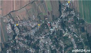 Vand teren 680mp + casa in Podenii Vechi, judetul Prahova (15km distanta fata de Ploiesti pe DN 1A) - imagine 2