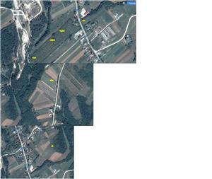 Vand  teren intabulat semicomasat in  Sapata  - imagine 1