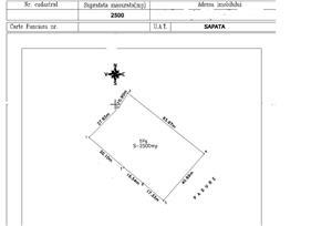 Vand  teren intabulat semicomasat in  Sapata  - imagine 3