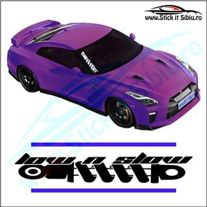 Sticker Parbriz-AUDI KING PULS - Stickere Auto - imagine 12