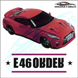 Sticker Parbriz-AUDI KING PULS - Stickere Auto - imagine 13