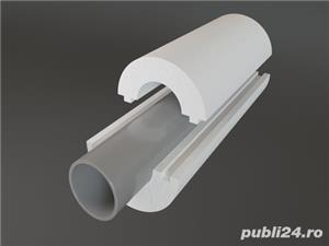 Izolare termica pentru tevi si conducte,pretul de la 1euro m/l. - imagine 7