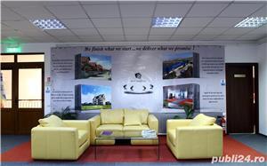Spatiu birouri de inchiriat 120 m2 - 4,6 eur/m2 - imagine 5