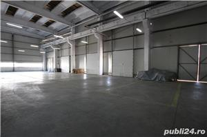 Spatiu industrial de inchiriat 920 m2 - 3,25 Eur/m2 - imagine 3