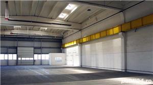 Spatiu industrial de inchiriat 400 m2 - 3,5 Eur/m2 - imagine 2