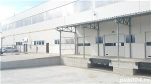 Spatiu industrial de inchiriat 1350 m2 - 3,5 Eur/m2 - imagine 2