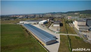 Spatiu industrial de inchiriat 1350 m2 - 3,5 Eur/m2 - imagine 3
