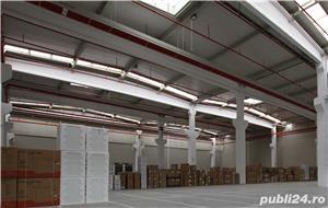 Spatiu industrial de inchiriat 420 m2 - 4.15 eur/m2 - imagine 4
