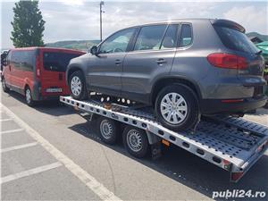 Transport persoane săptămânal românia austria germania olanda anglia scoția colete masini - imagine 1