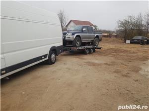 Transport persoane săptămânal românia austria germania olanda anglia scoția colete masini - imagine 4