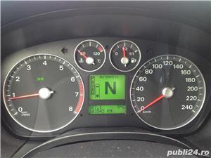 Ford focus 2 Automat 1,6 benzina+GPL Km 110 mii  reali !!! - imagine 10