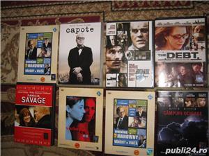DUSTIN HOFFMAN,PHILIP SEYMOUR HOFFMAN,30 FILME DVD,SUBTITRATE ROMANA,UNICATE SI RARITATI,COLECTIE - imagine 5