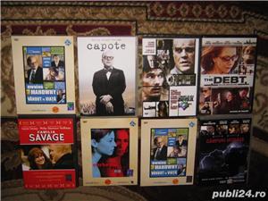 DUSTIN HOFFMAN,PHILIP SEYMOUR HOFFMAN,30 FILME DVD,SUBTITRATE ROMANA,UNICATE SI RARITATI,COLECTIE - imagine 3
