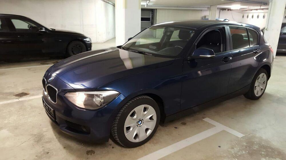 Vand BMW 116D fabricatie 2013, Euro5, inmatriculat recent - imagine 3