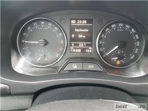 Skoda roomster 1.6 TDI -105 cp -2010 Euro 5 - imagine 11