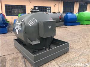 Rezervor motorina 3000 litri cu pompa - imagine 2