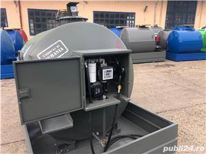 Rezervor motorina 3000 litri cu pompa - imagine 3