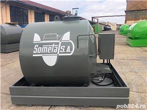Rezervor motorina 3000 litri cu pompa - imagine 4