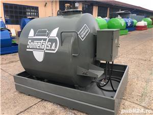Rezervor motorina 3000 litri cu pompa - imagine 5
