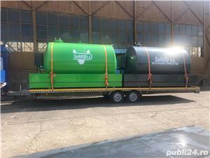 Rezervor motorina 3000 litri cu pompa - imagine 9