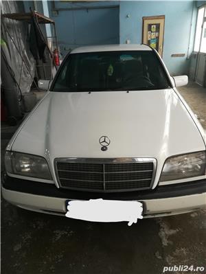 Vând sau schimb Mercedes-benz C220 - imagine 10