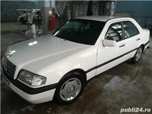 Vând sau schimb Mercedes-benz C220 - imagine 8