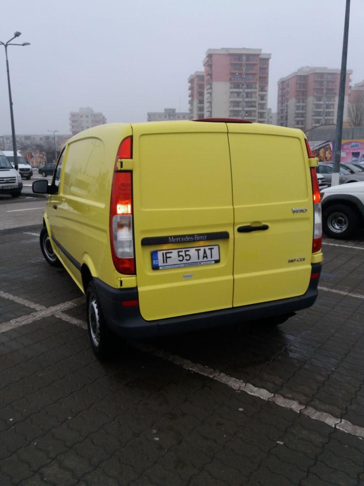 Mercedes-benz Vito 2011 euro 5 impecabil - imagine 4