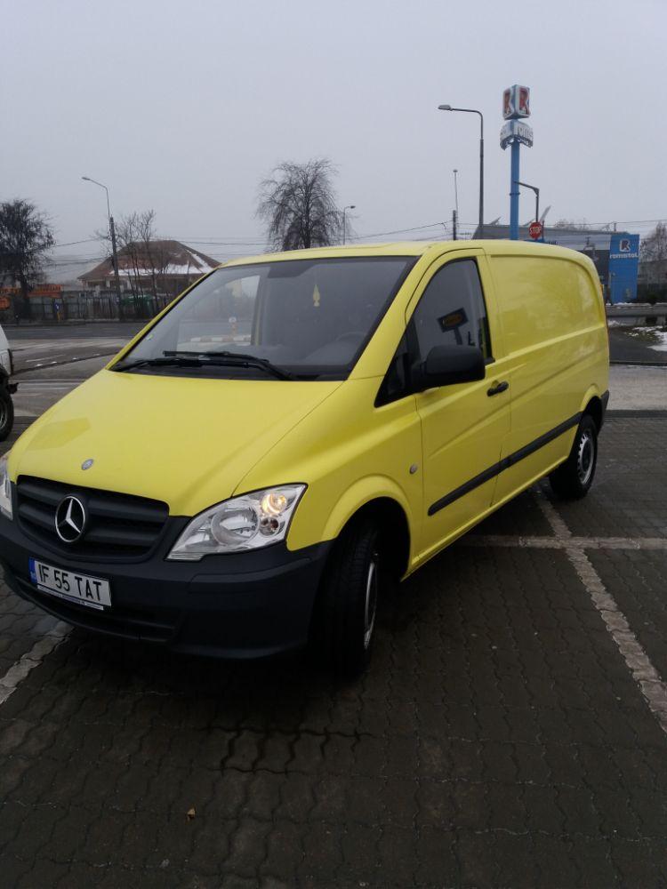 Mercedes-benz Vito sau schimb cu turism - imagine 2