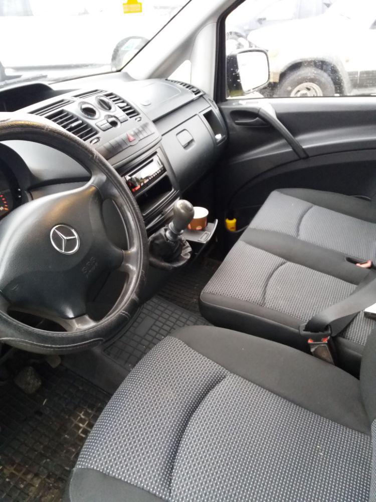 Mercedes-benz Vito 2011 euro 5 impecabil - imagine 3
